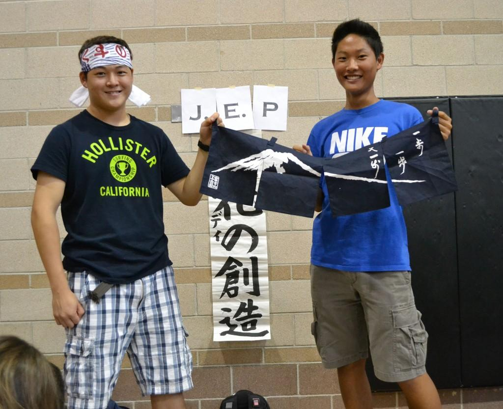 Activities Fair Helps Freshmen Get Involved