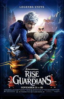 Dalton's Cinema Spot- Rise of the Guardians