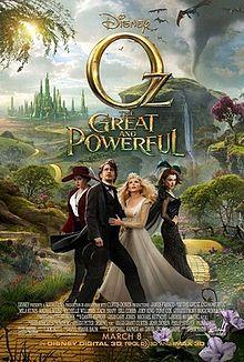 Dalton's Cinema Spot- Oz: The Great and Powerful