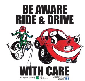 Ride and Drive with Care