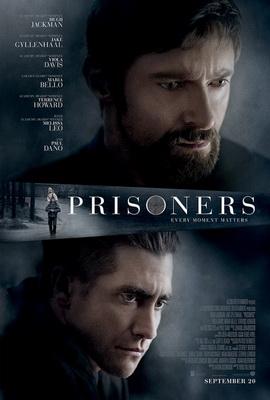Prisoners movie poster courtesy of Alcon Entertainment