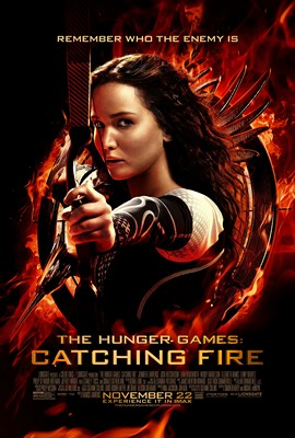 Dalton's Cinema Spot- The Hunger Games: Catching Fire