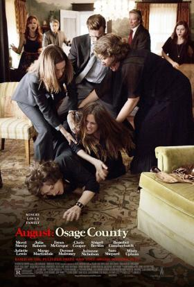 Dalton's Cinema Spot- August: Osage County