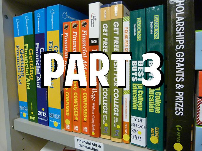 Part+3+of+the+College+Readiness+series+by+Terran+Fox