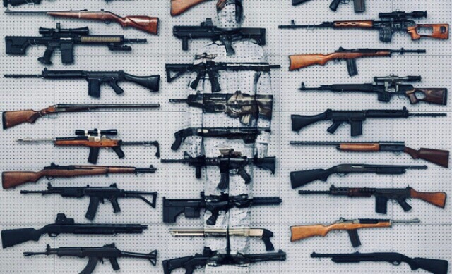 OPINION: Guns aren't fun