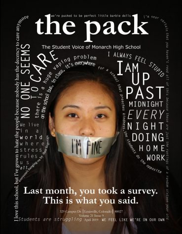 The Pack - Vol. 21, Issue 9