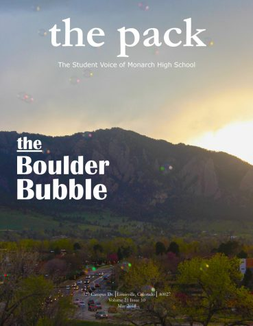 The Pack - Vol. 21, Issue 10