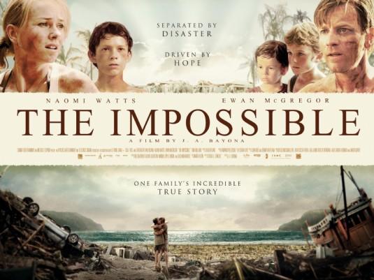 Dalton's Cinema Spot- The Impossible