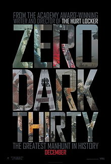 Dalton's Cinema Spot- Zero Dark Thirty