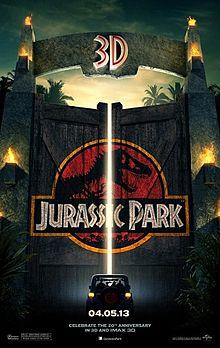 Dalton's Cinema Spot- Jurassic Park 3D