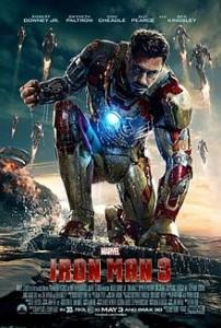Dalton's Cinema Spot- Iron Man 3