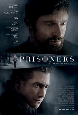 Prisoners movie poster courtesy of Alcon Entertainment