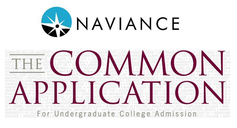 Common App and Naviance Updates