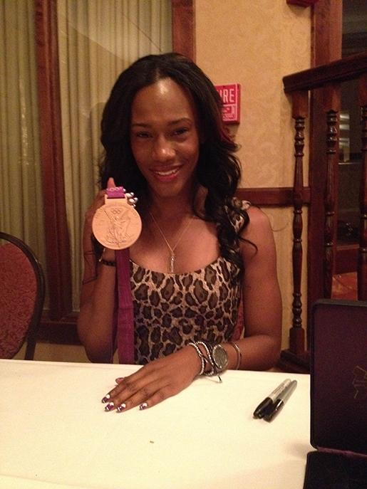 Olympic Medalist Kellie Wells Speaks Out About Sexual Assault