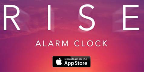 rise alarm clock
