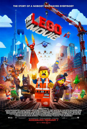 Dalton's Cinema Spot- The Lego Movie