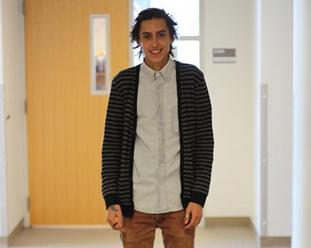 Student Spotlight: Kevin Sherman
