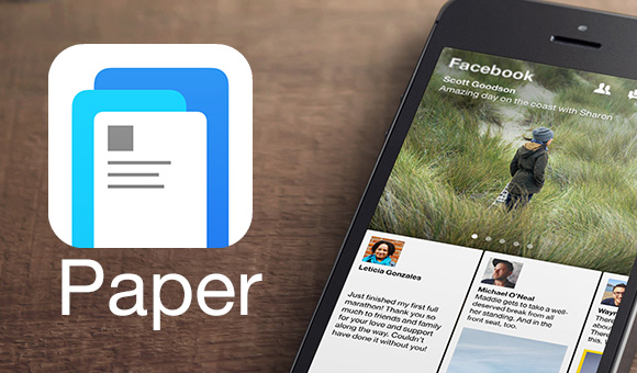 App Spotlight: Paper-Stories from Facebook
