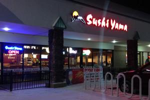 Restaurant Review: Sushi Yama