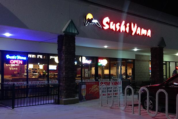 Restaurant Review: Sushi Yama
