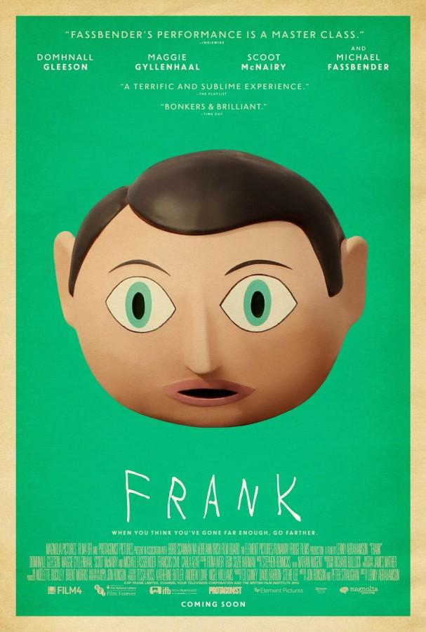 Under The Radar Films -- Frank