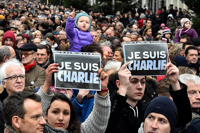 Charlie Hebdo's Overlooked Issue