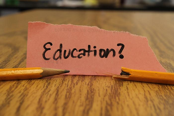 What's the big deal with education?