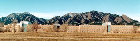 Many of NOAA's Boulder laboratories are located in the David Scaggs Research Center
