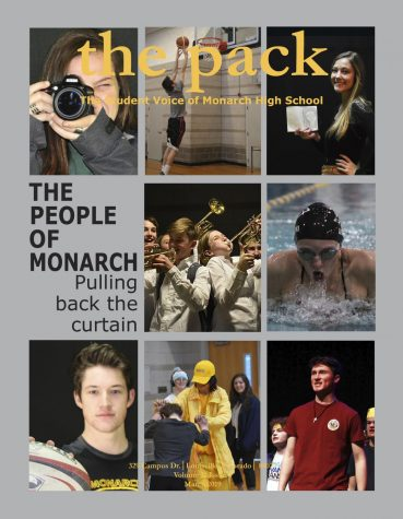 The Pack - Vol. 21, Issue 8