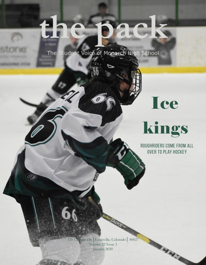 The Pack - Vol. 22, Issue 3