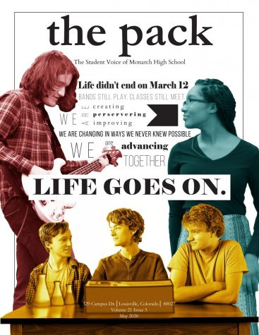 The Pack - Vol. 22, Issue 5