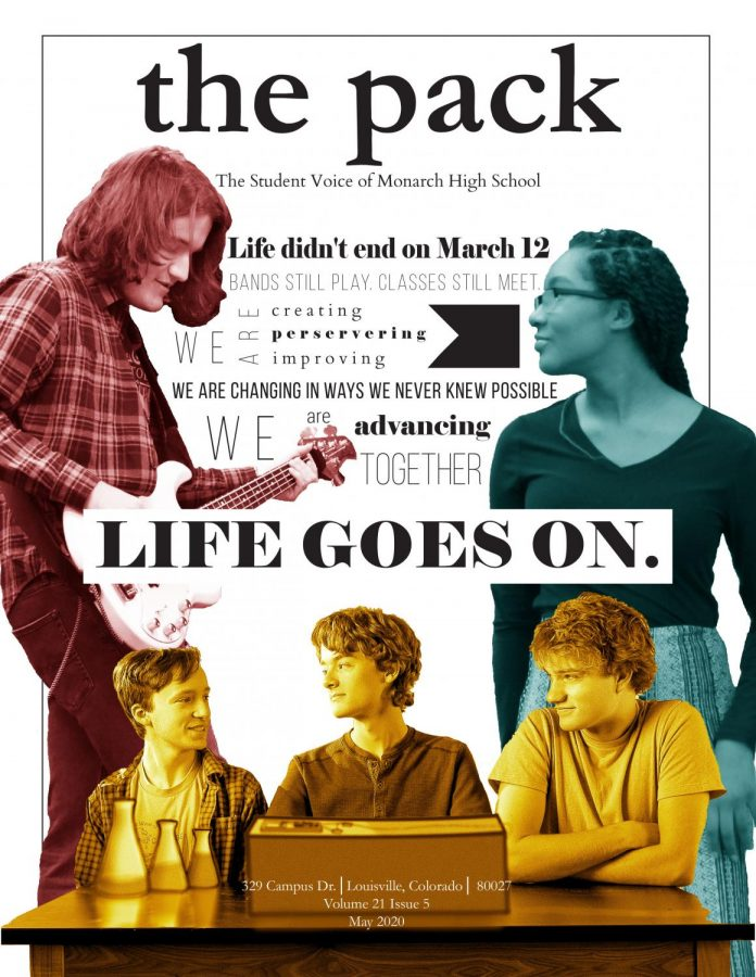 The Pack – Vol. 22, Issue 5