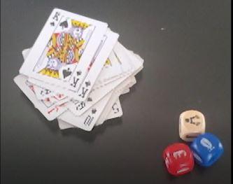 Card games during quarantine