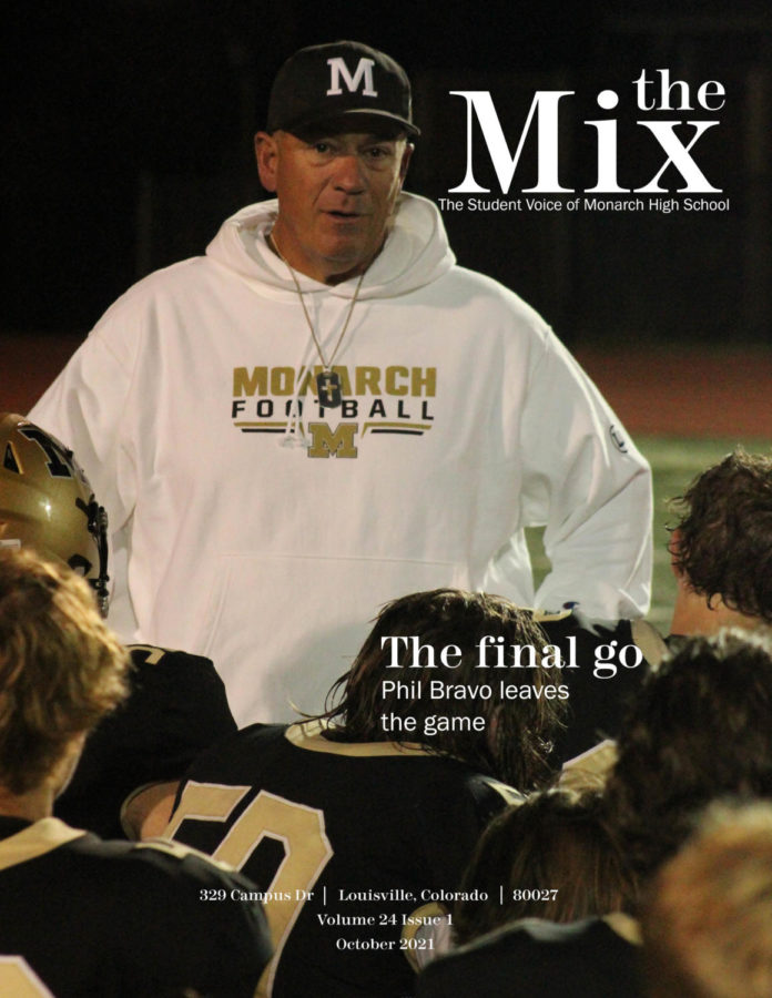 The Mix - Vol. 24, Issue 1